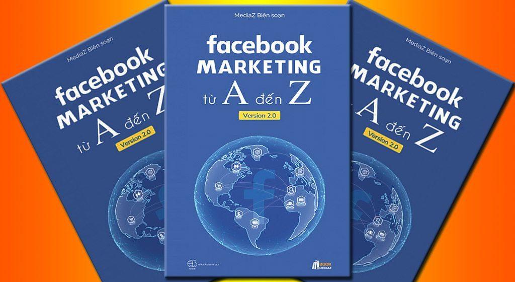 sách dgital marketing về quảng cáo facebook