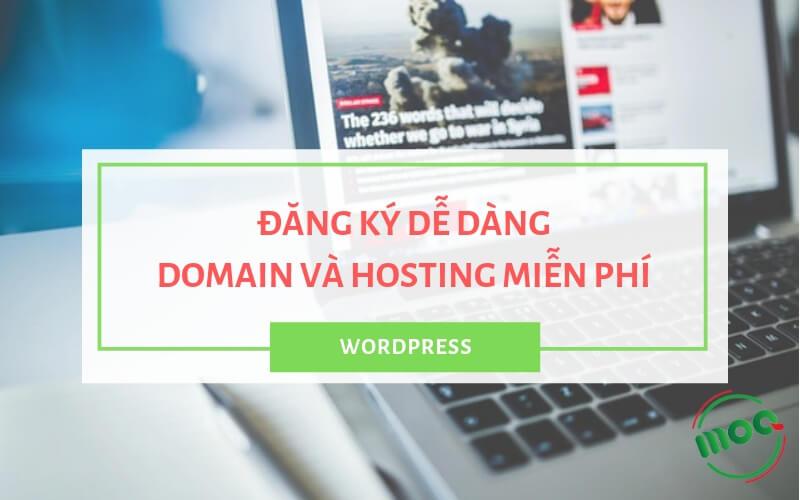 Ảnh đại diện Đăng ký domain và hosting miễn phí