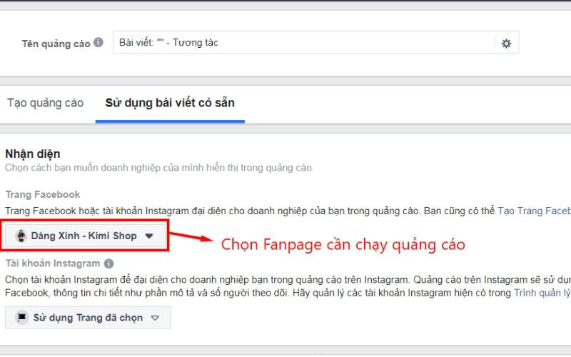 chon-fanpage-chay-quang-cao-tuong-tac