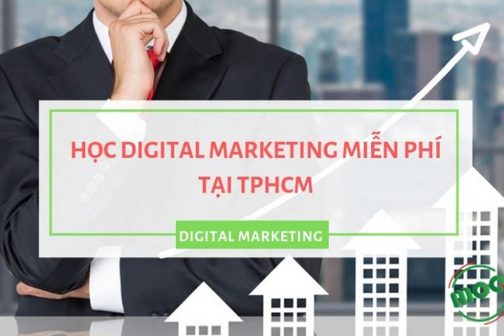 khóa học digital marketing miễn phis