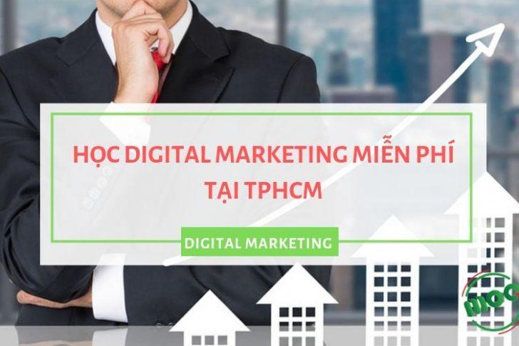 khóa học digital marketing miễn phis