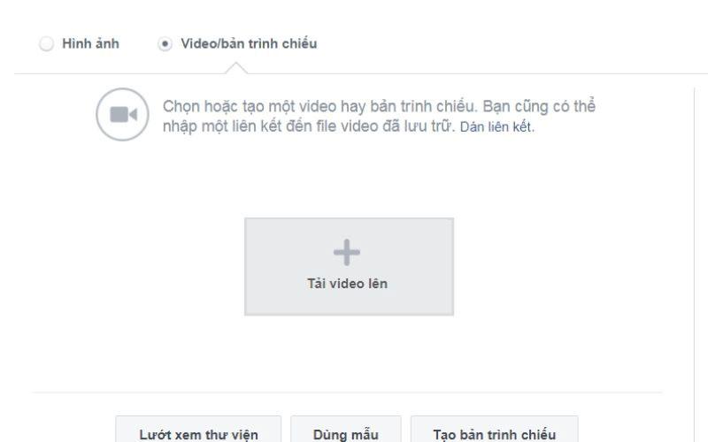 Quảng cáo tin nhắn video