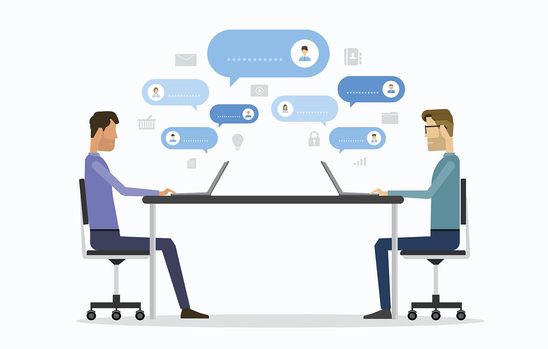 cách bán hàng online cho người mới bắt đầu bằng trò chuyện với khách hàng