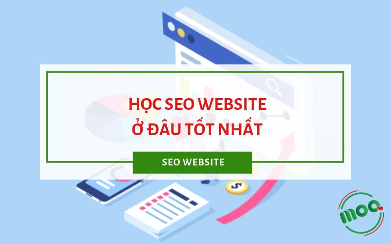 học seo website ở đâu