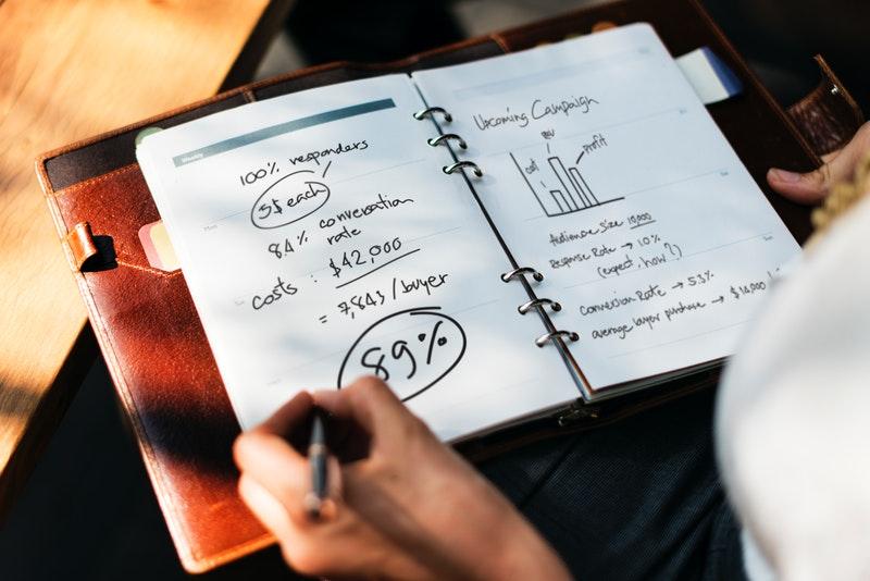 Xác định kế hoạch và mục tiêu