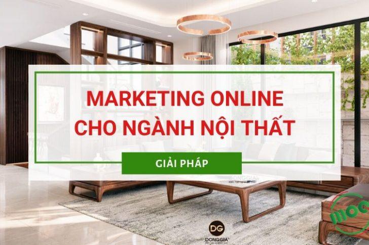 marketing online cho ngành nội thất moavn