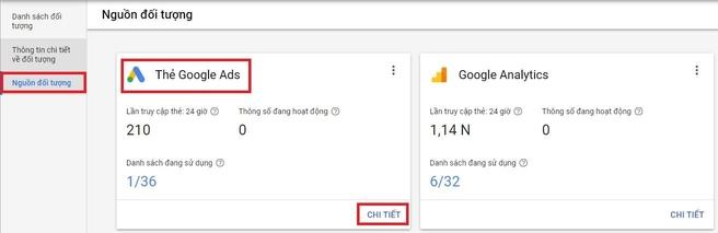 Thẻ Google ads